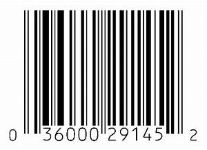This bar-code I created by editing a real one, I changed ...