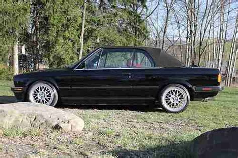 1988 Bmw 325i For Sale by Buy Used 1988 Bmw 325i Convertible M30 In Endicott
