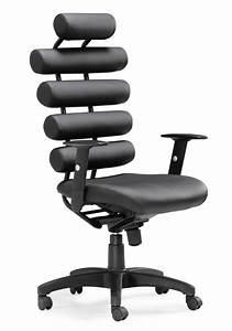 Chaise De Bureau Moderne : chaise de bureau de design confortable et chic ~ Teatrodelosmanantiales.com Idées de Décoration