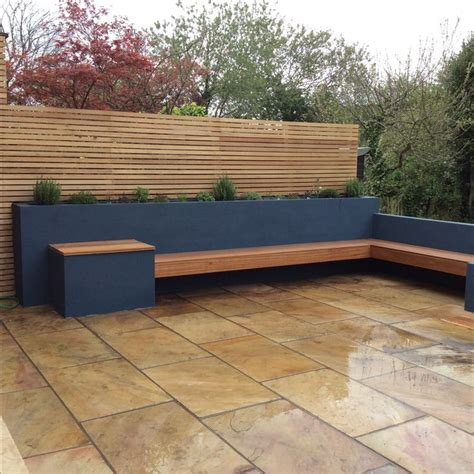 best 25 outdoor seating bench ideas on garden