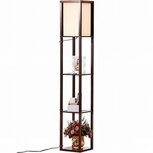 amazoncom seller profile brightech With amazon floor lamp shelf