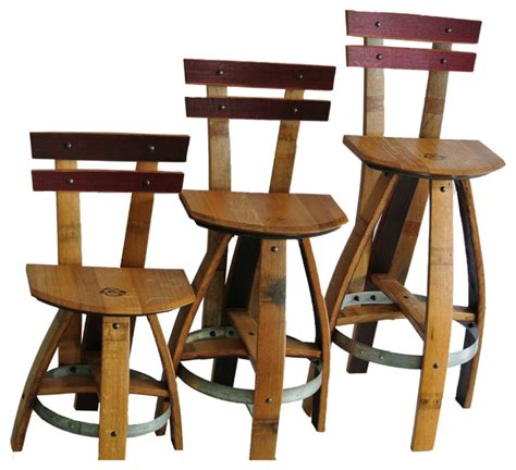uttermost co wine barrel furniture furniture other metro by