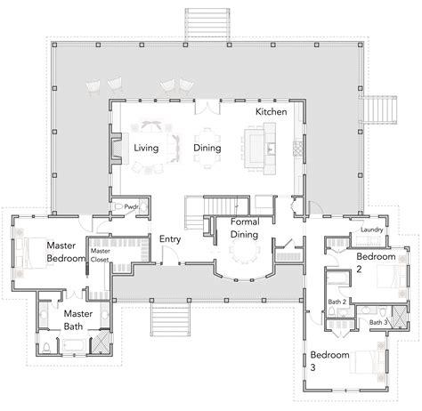 large open kitchen floor plans large open floor plans with wrap around porches rest 8900