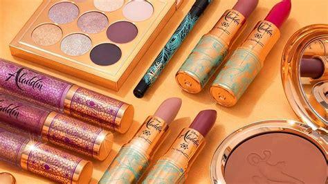 mac cosmetics disney aladdin collection products
