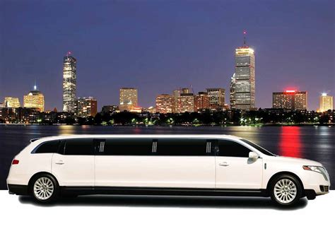Stretch Limousine Service by Stretch Limousine 10 Passengers Traditional White
