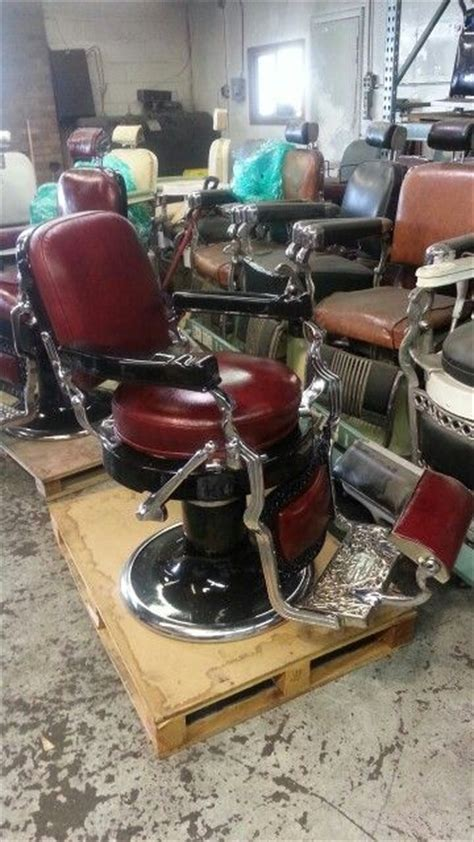 Paidar Barber Chair Manual by 1000 Images About Antique Barber Chairs On