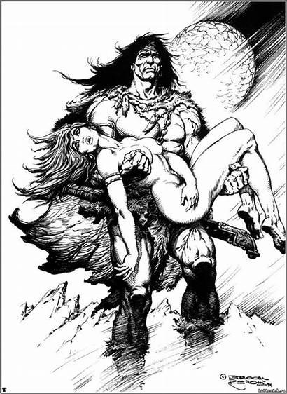 Brocal Remohi Jaime Comic Artist Spotlight Artwork