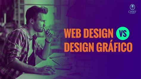 Web Design Vs Design Gráfico