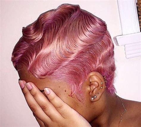 best 25 finger waves short hair ideas on pinterest