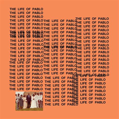 The Life Of Pablo Template by Kanye West Unveils The Life Of Pablo Album Cover Hipsthetic