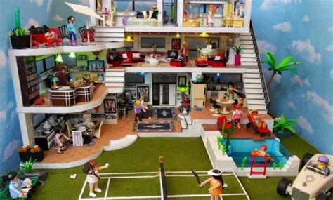 playmobil la maison moderne best maison moderne playmobil ideas awesome interior home satellite delight us