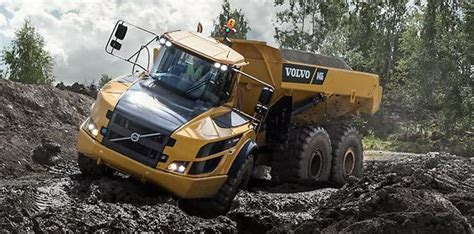 volvo ag specifications technical data