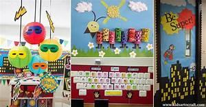 Classroom Bulletin Board Decorations, Displays, & Border