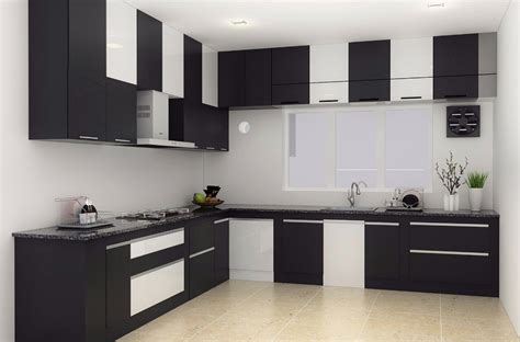 Black And White Kitchen Designs From Mobalpa by 15 Indian Kitchen Design Images From Real Homes