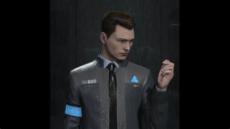 Why wouldn't he be able to recreate most noises? Steam Workshop :: Detroit: Become Human Connor Wallpaper ...
