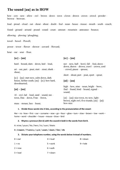 229 FREE Pronunciation Worksheets