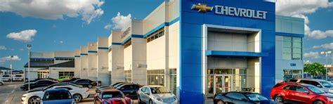 Vandergriff Chevrolet In Arlington  New & Used Dealer