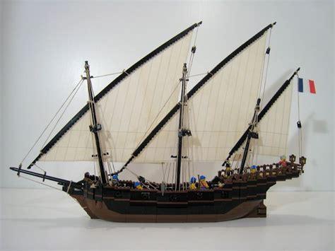 Zebec Boat Parts by Xebec Lego Lego Lego Boat