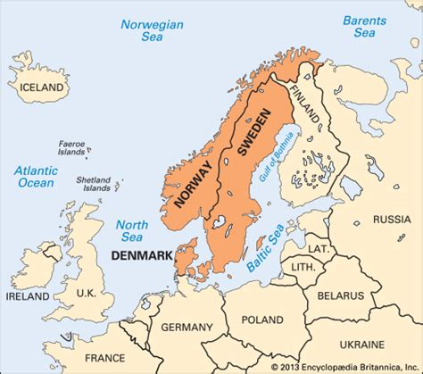 Which For The Nordic Countries Scandinavia Region Northern Europe Britannica Com