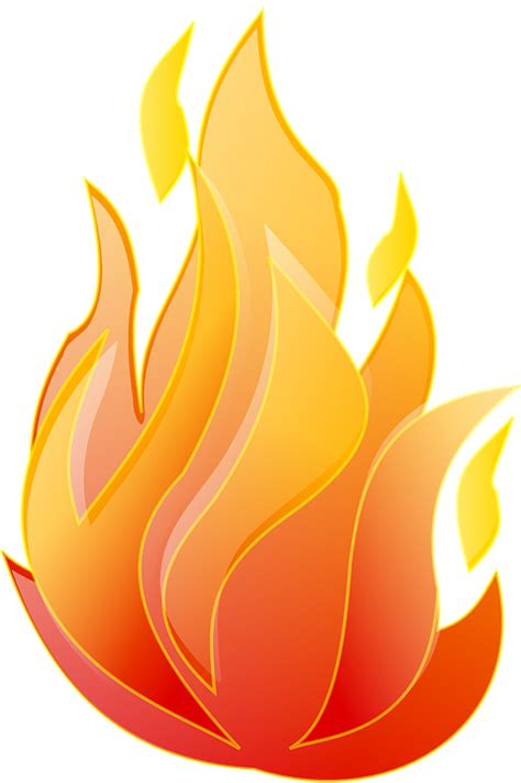 flames clipart 183 free vector graphic on pixabay