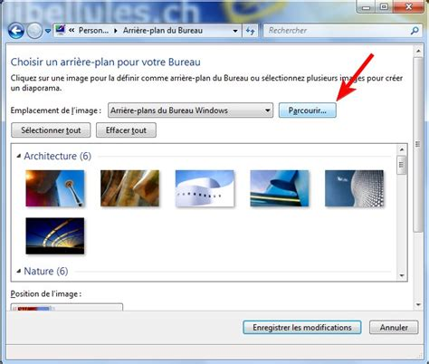 comment changer l image du bureau comment changer l image du bureau 28 images windows 7
