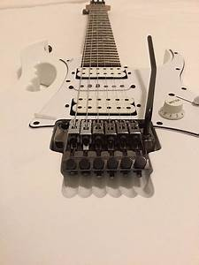 Ibanez Jem Jr 2015 White Upgrades