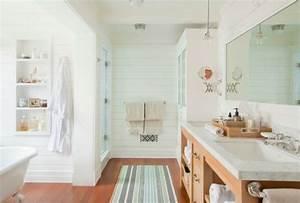 Marmor Waschtisch Mit Unterschrank : ausgefallene designideen f r ein landhaus badezimmer ~ Bigdaddyawards.com Haus und Dekorationen