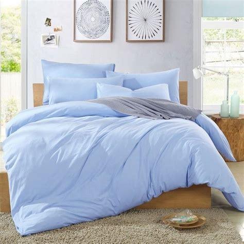 light blue duvet cover best 25 light blue bedding ideas on bedroom