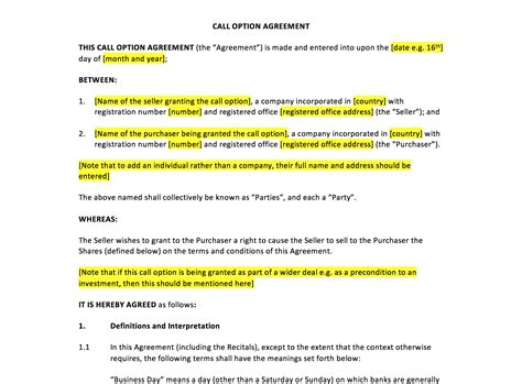 Settlement Agreement Template Uk