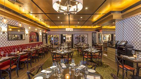 bars restaurants  penn station madison square