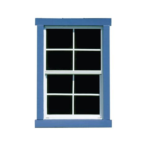 handy home products small square window 18810 7 the home depot