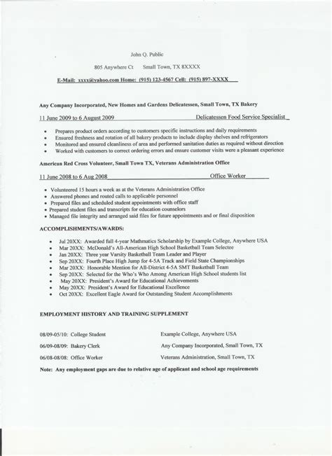 Developing A Professional Resume by Warriors2mentors Professional Development Briefing Lesson Nine Resume Writing