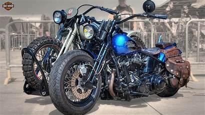 Chopper Custom Harley Davidson Choper Motorbikes