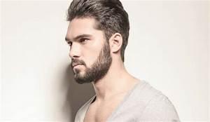 Dégradé Barbe Homme : coiffure homme mi long barbe ~ Melissatoandfro.com Idées de Décoration