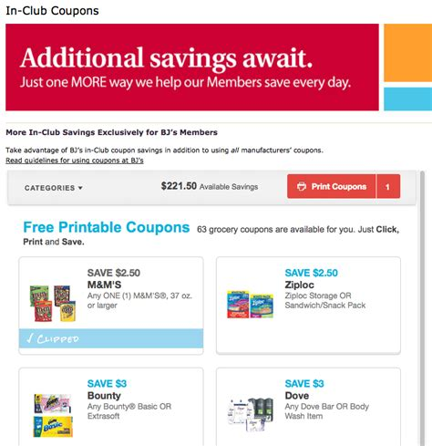 bjs printable coupons bjs printable coupons are now powered by coupons 20619 | NewPrintableCouponSystemBJsStoreCoupons