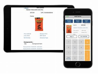 Convenience Distributors B2b Started Mobile