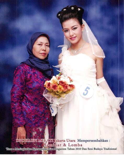 pengantin internasional sanggar rias jayanti