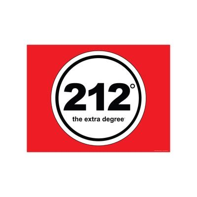 Shop By Message  212° The Extra Degree