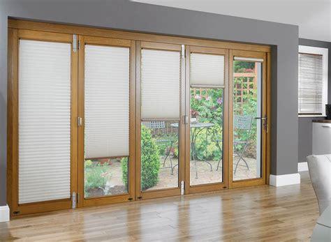 door with blinds inside door window blinds functionality window treatments