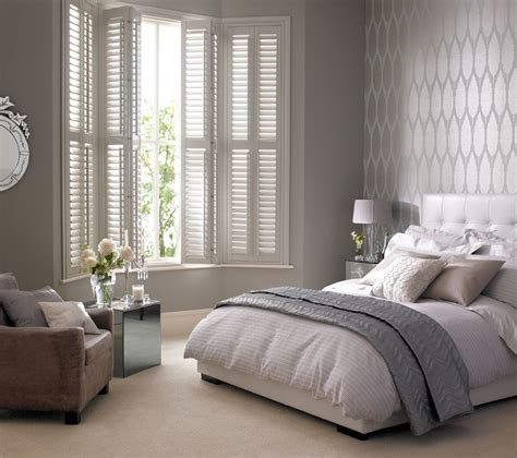 show home interiors ideas bay window shutters sanderson shutters for bay