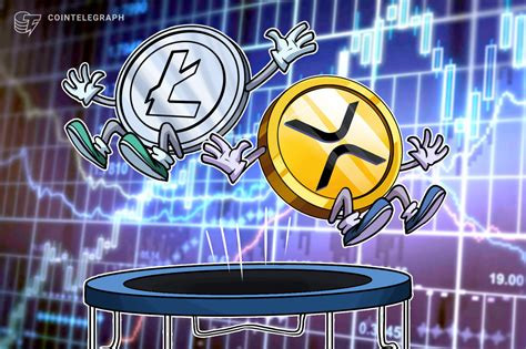 Litecoin briefly flips XRP as 4th largest crypto amid ...