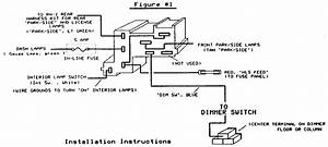 Jeep Headlight Switch Wiring Diagram 1978