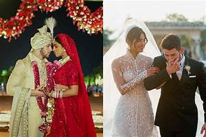 Nick Jonas And Priyanka Chopra Are Now Man And Wife ...