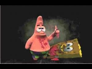 Creepypasta: Spongebob: Patrick's Leg - YouTube