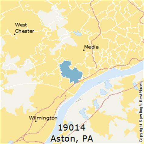 places    aston zip  pennsylvania