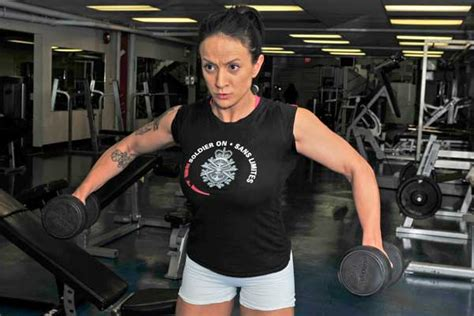 Sailor Gets Pumped On Fitness Pacific Navy News