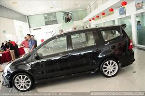 Updated  World Debut Of Nissan Grand Livina Tuned By Impul