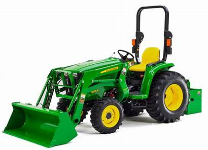 Deere Tractor Compact John 3025e Utility Tractors