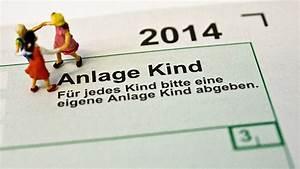 Steuererklärung 2015 Tipps : steuererkl rung anlage kind tipps f r eltern ~ Lizthompson.info Haus und Dekorationen