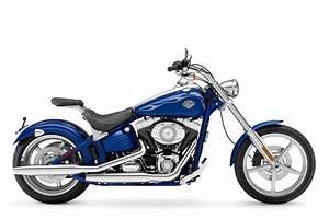Harley Davidson Rocker C Specs - 2007  2008
